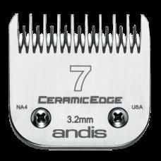 Нож Andis CeramicEdge #7 - 3,2мм. (филировочный)