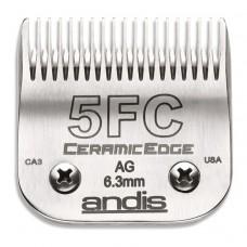 Нож Andis CeramicEdge #5FС - 6,3мм.