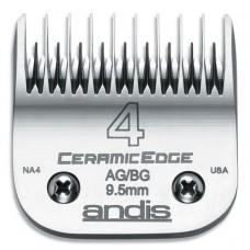 Нож Andis CeramicEdge #4 - 9,5мм. (филировочный)
