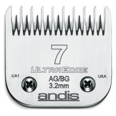 Нож Andis UltraEdge #7 - 3,2 мм. (филировочный)