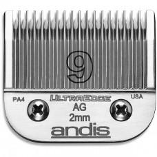 Нож Andis UltraEdge #9 - 2 мм.