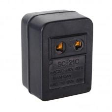 Адаптер переменного тока 220 вольт в 110 вольт